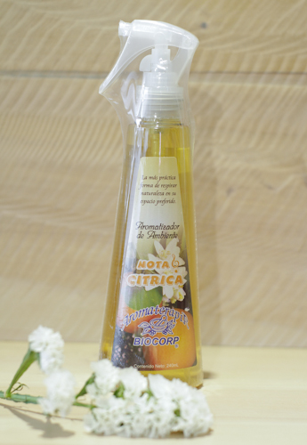 Aromatizador Spray Nota Citrica